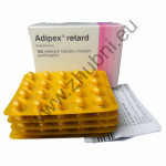 Adipex retard 20 tablet (blistr)
