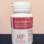 Phentermine 37,5 mg 1 balení 30 tablet